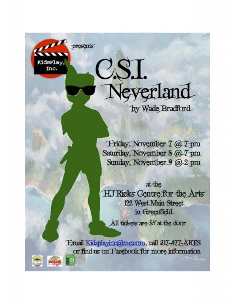 C.S.I. Neverland